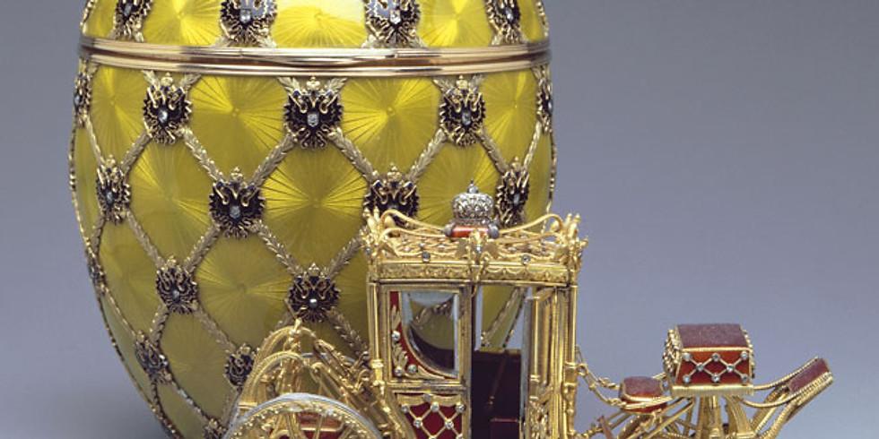 BETELT - Fabergé Centenárium
