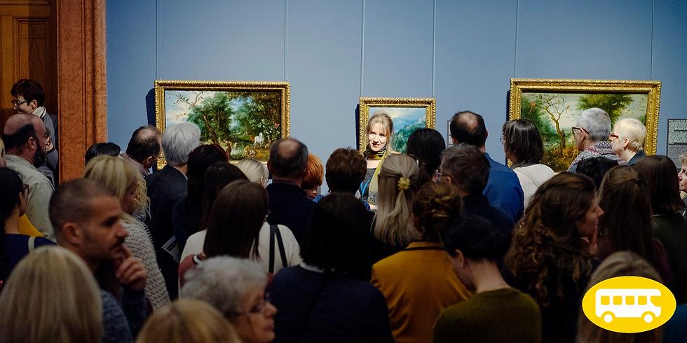 Betelt! - Tárlatvezetés A test diadala, Michelangelo és a 16. századi itáliai rajzművészet című kiállításon