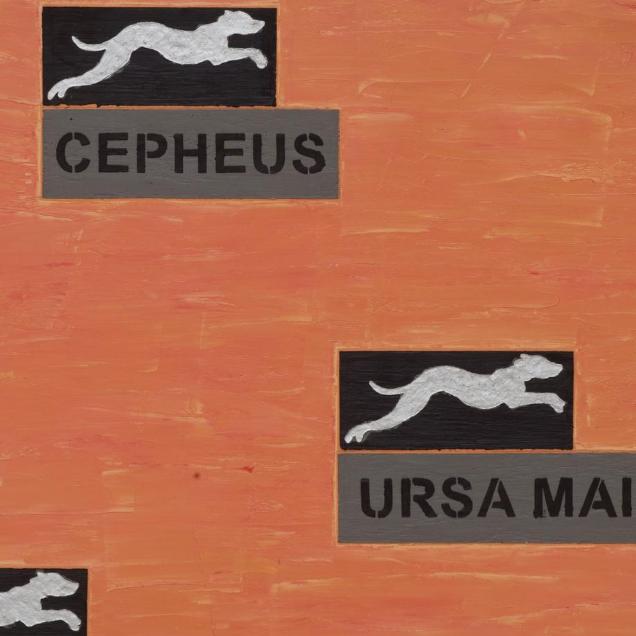 Tárlatvezetés Mulasics László Kutyák, szarvasok és griffek című kiállításán
