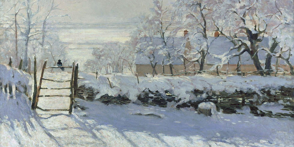 """ONLINE A francia impresszionizmus - """"Fesd, amit látsz, amit akarsz és amit érzel"""" (Courbet)"""