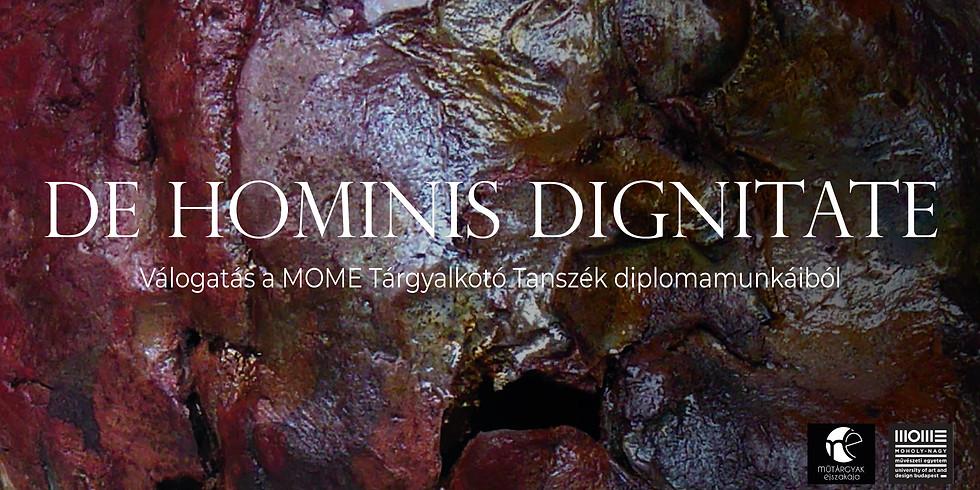 De hominis dignitate I.