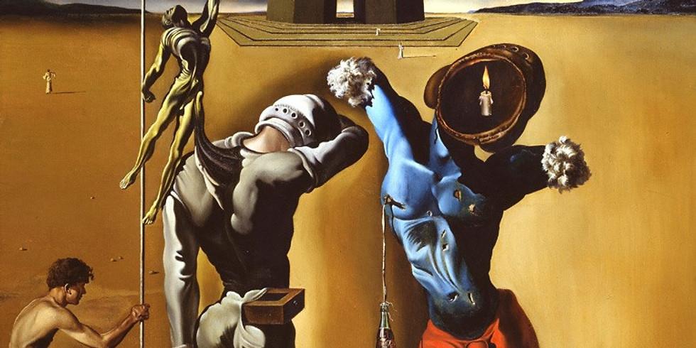 """""""Kézzel festett álomfotó"""" (Salvador Dali) – a szürrealizmus"""