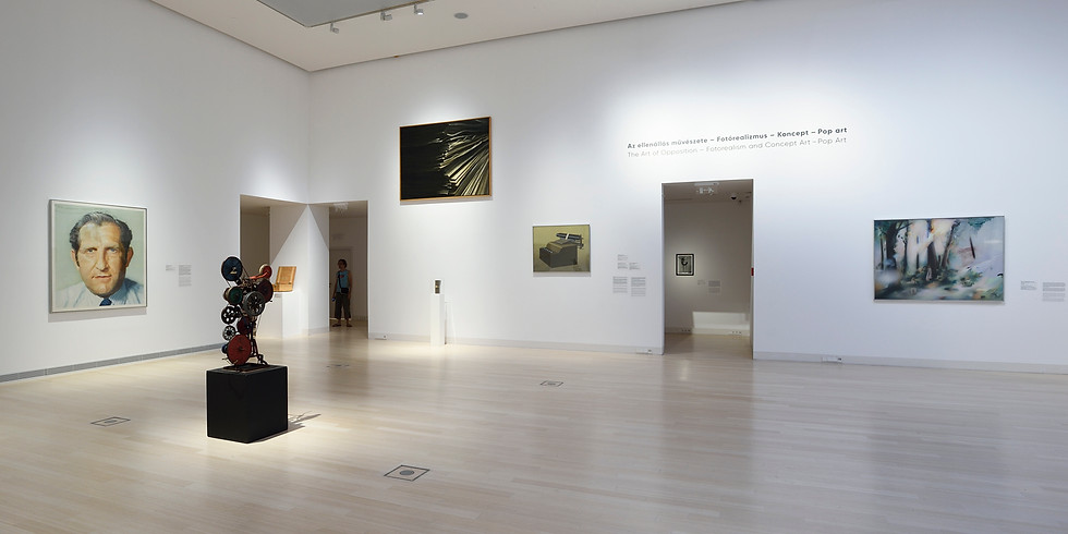 Picassotól a David Hockney-ig