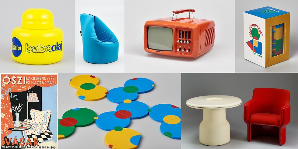 ONLINE Tárgyak – színek – designerek