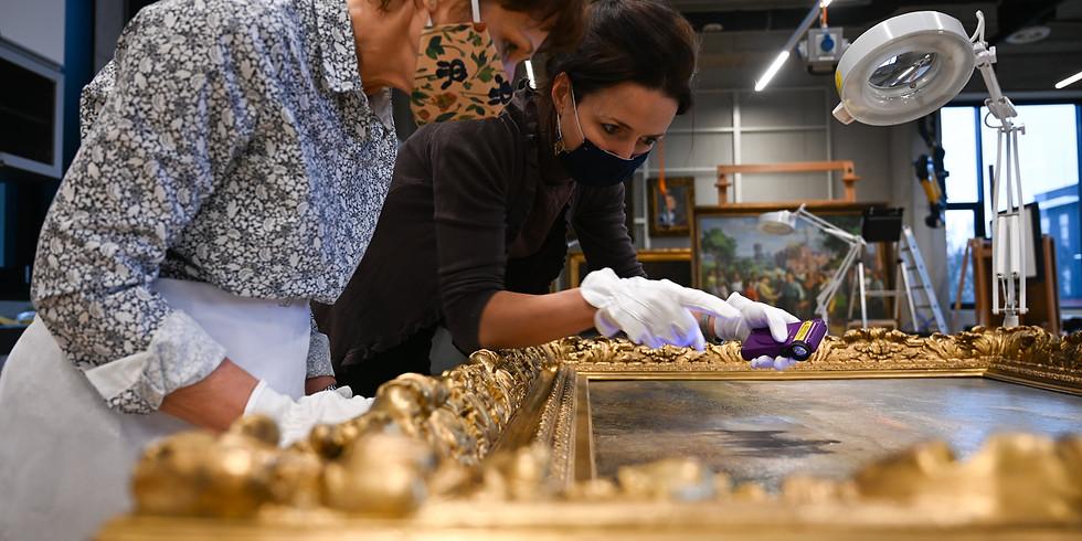 BETELT - Csúcsmodern Restaurálási Központban zajlik a Szépművészeti Múzeum műtárgyainak helyreállítása