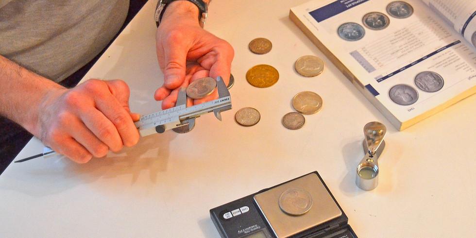 Hamisítványok a numizmatikában