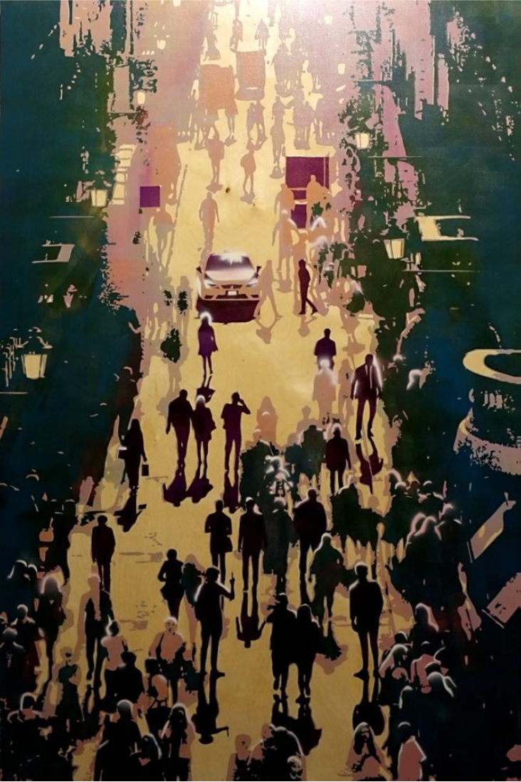 Vertical Street