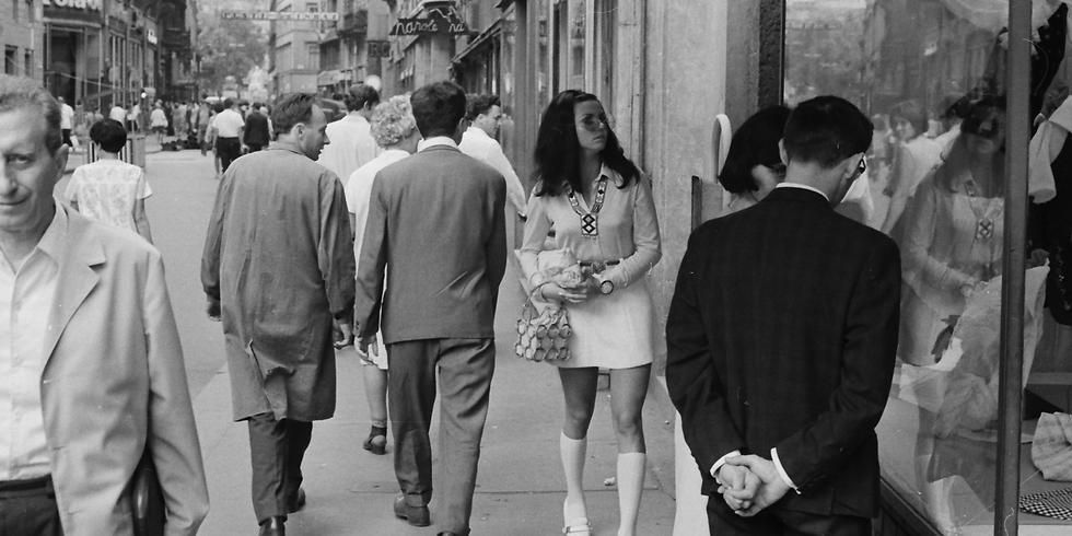 Azok a 70-es évek - Műtárgyak Éjszakája megnyitó és kiállítás
