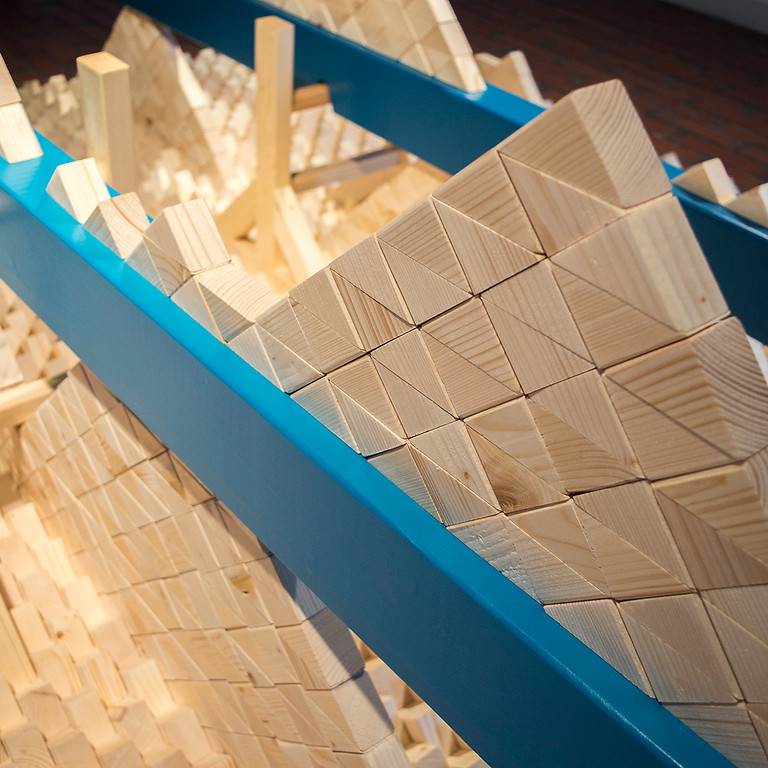 Tervezett véletlen - Molnár Judit Lilla kiállítása