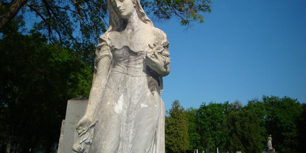Deák Ferenctől – gróf  Batthyányi Lajosig - Három temető, négy tematikus művészeti séta