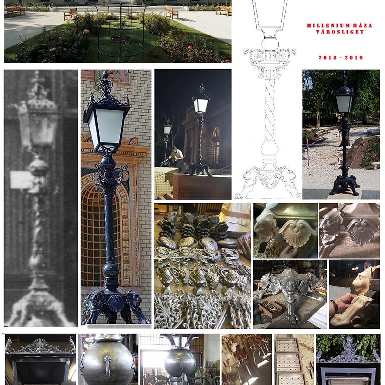 Kézműves lámpák a XXI. században II.