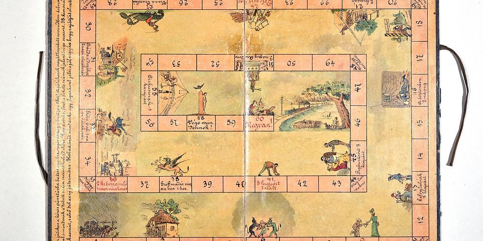 Labirintus, kígyók, létrák: társasjátékaink ősi szimbólumai