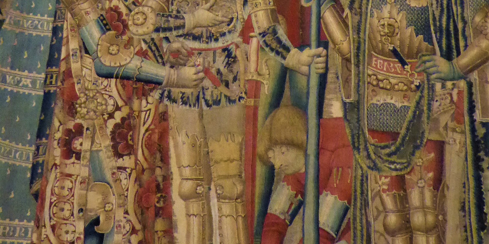 Hölgy egyszarvúval - Az európai falikárpitművészet kiemelkedő alkotásai II.