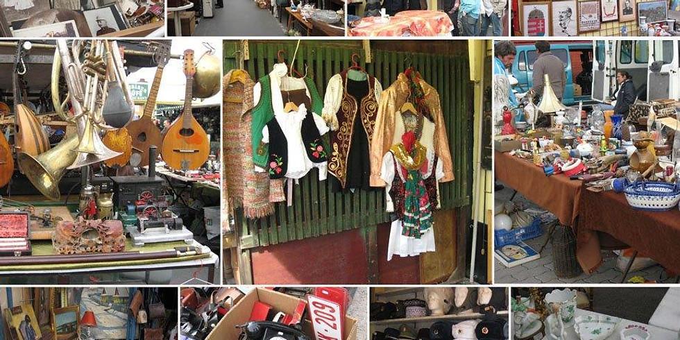 Ecseri Flea Market Tour