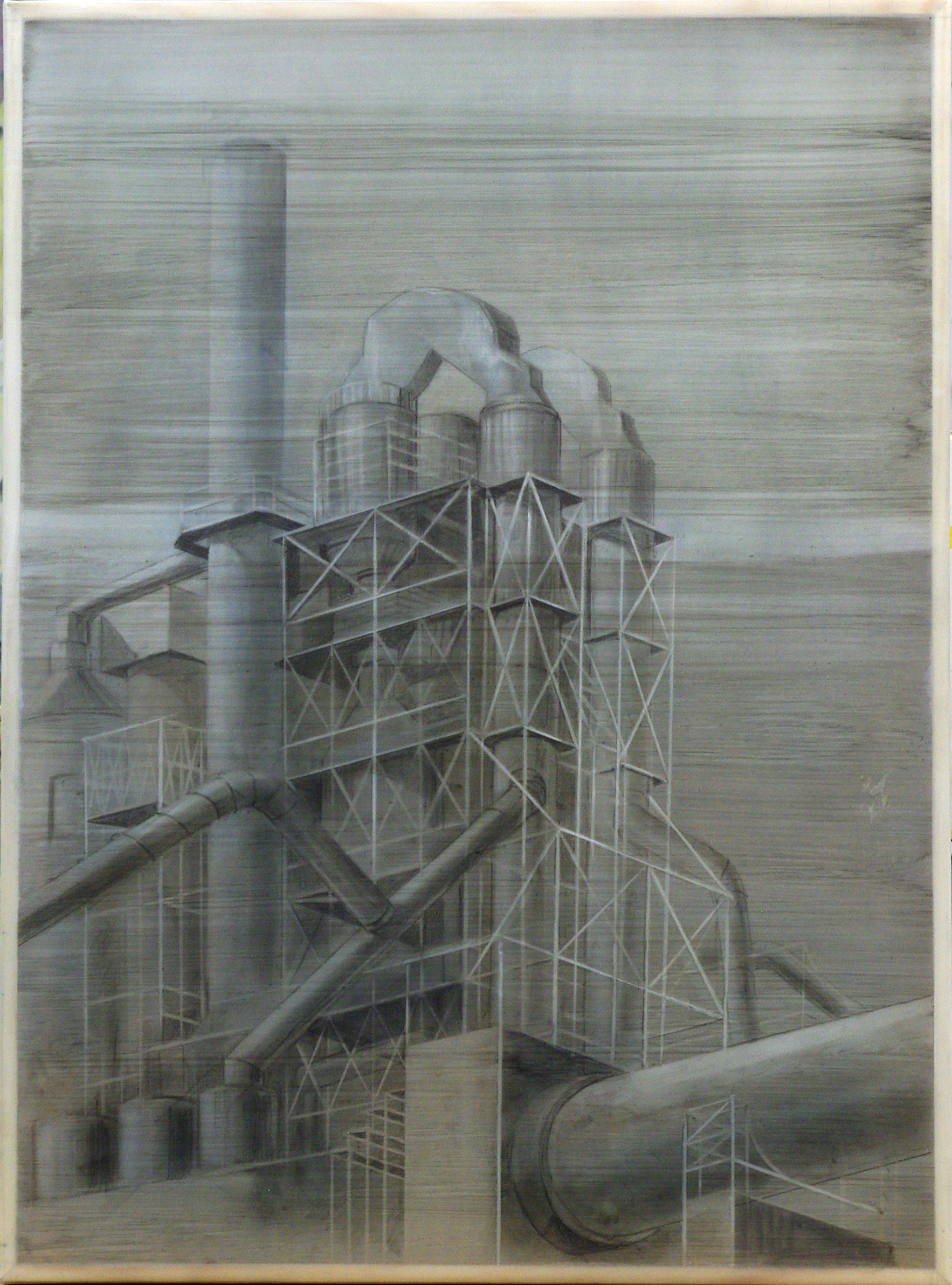Fabrica de ciment
