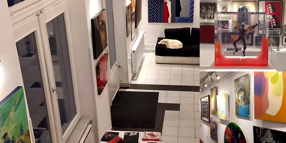 Aukció a Műgyűjtők Házában