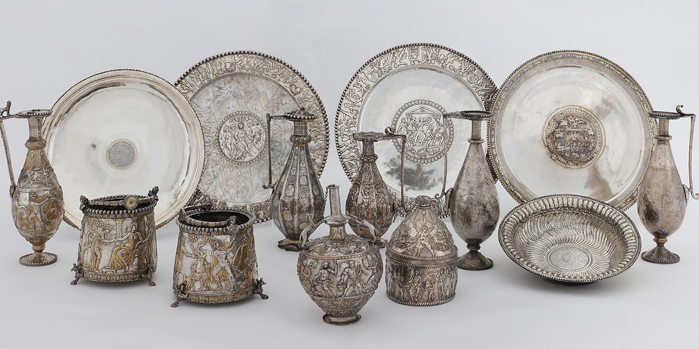 A Seuso-kincs a római ezüst kincsleletek tükrében