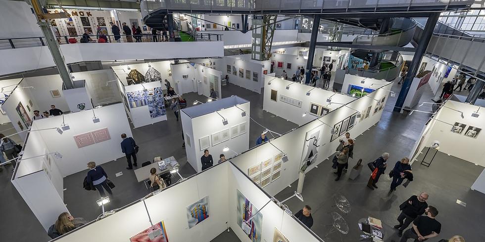 A kortárs művészet színtere – szakmai tárlatvezetés az Art Market Budapesten