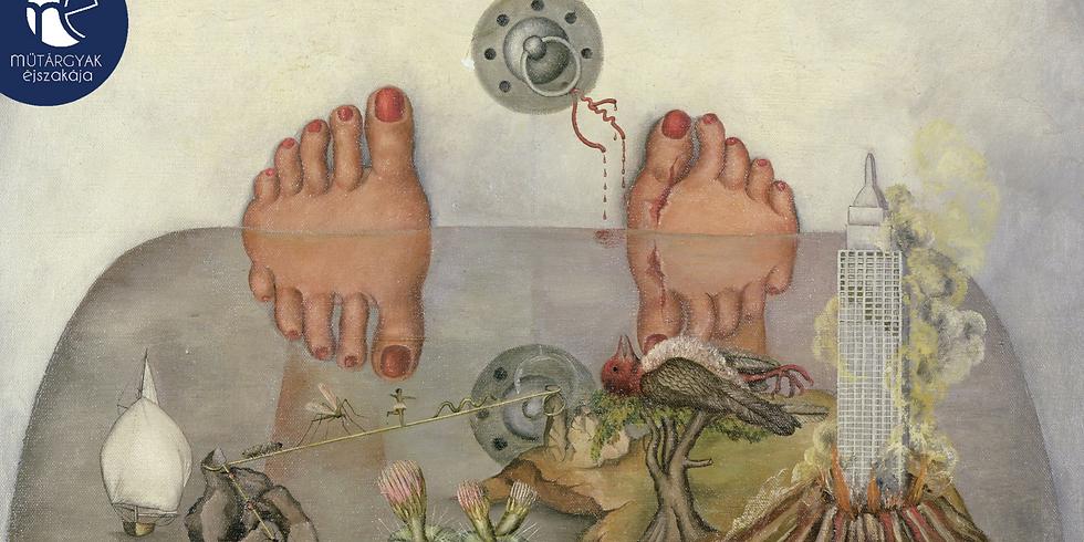Betelt!  Frida Kahlo és a szürrealizmus Mexikóban