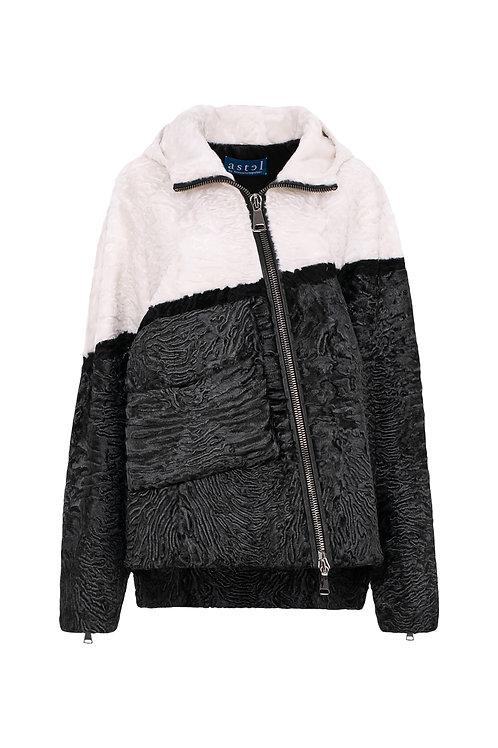 Куртка унисекс из Swakara