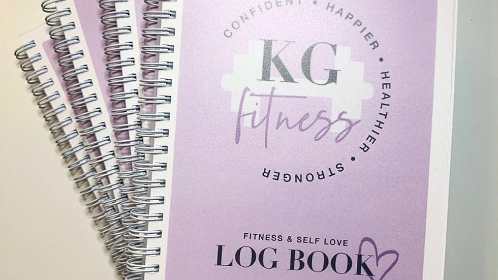 KG Fitness & Self love book