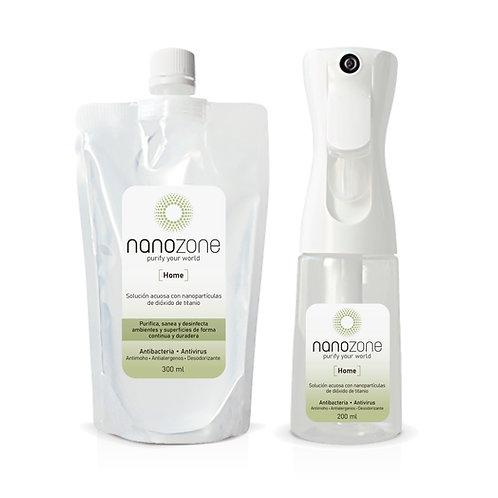 Nanozone Home 300ml (con difusor)