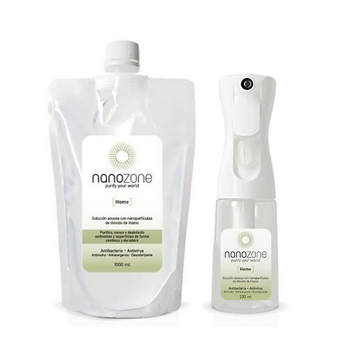 Nanozone Home 1000ml (con difusor)