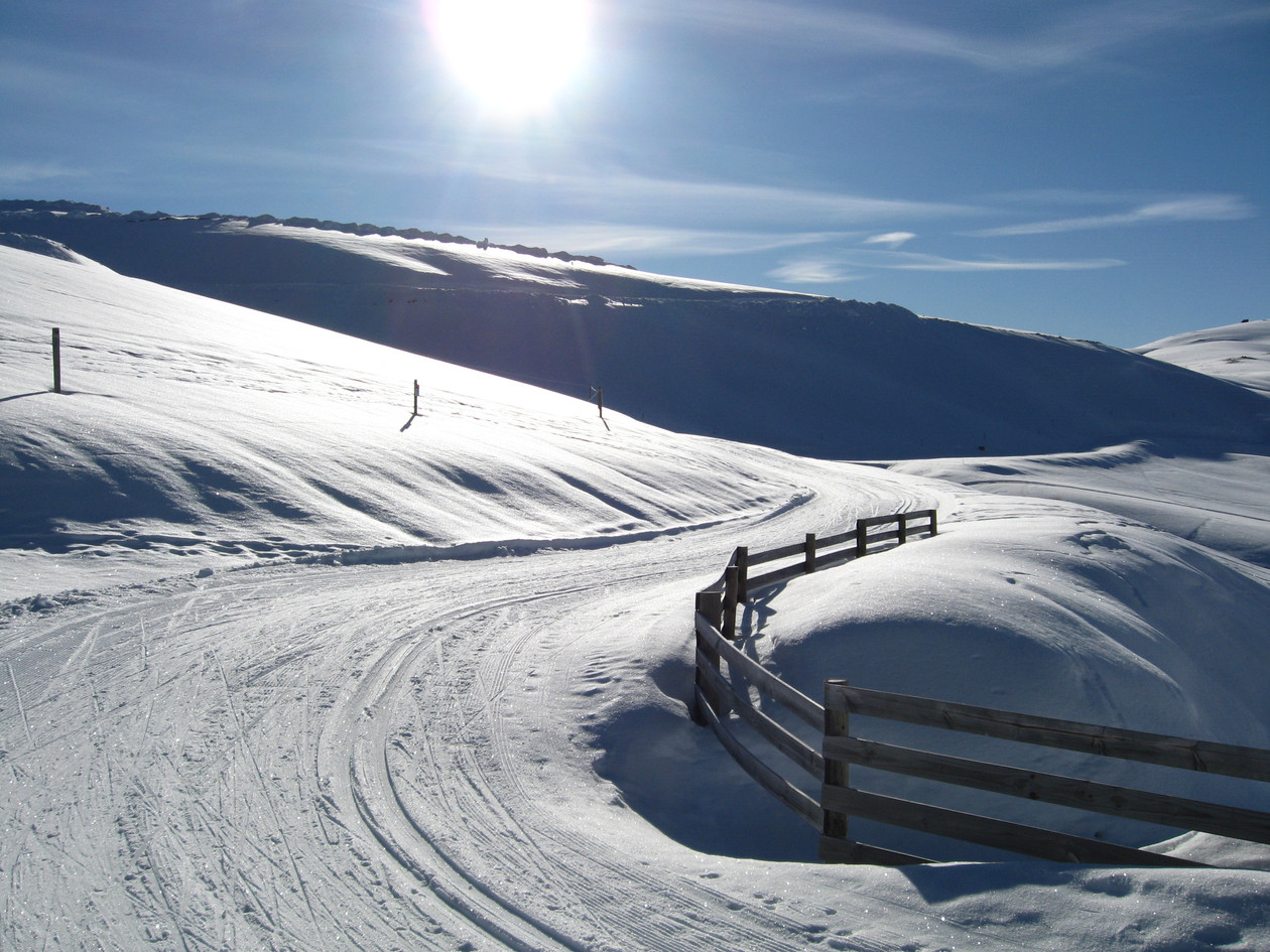 Snow Farm, New Zealand