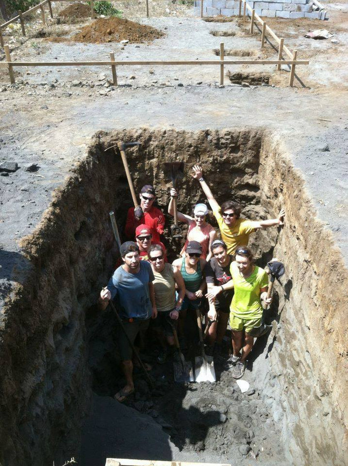 The Nicaragua dig project