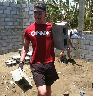 SchoolBOX trip to Nicaragua to help build a school