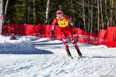 Biathlon Nationals, Charlo, NB - Michael Levesque