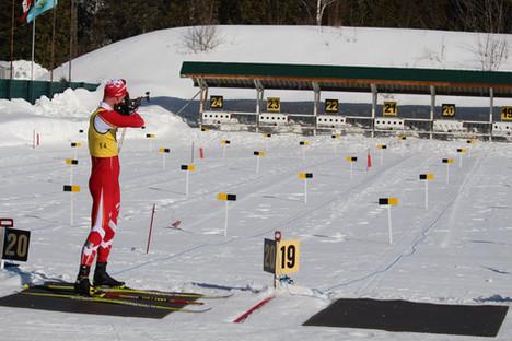 Biathlon Nationals 2018, Charlo, NB - Susan Hawkins.jpg