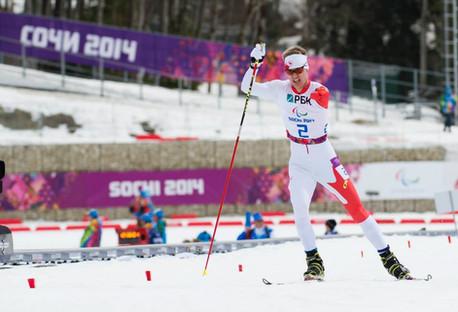 Sochi 2014 - Biathlon Sprint