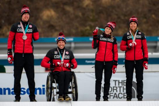 2018 PyeongChang, Silver Medal Mixed Relay - Thomas Lovelock