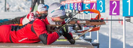 Biathlon Shooting, Canmore