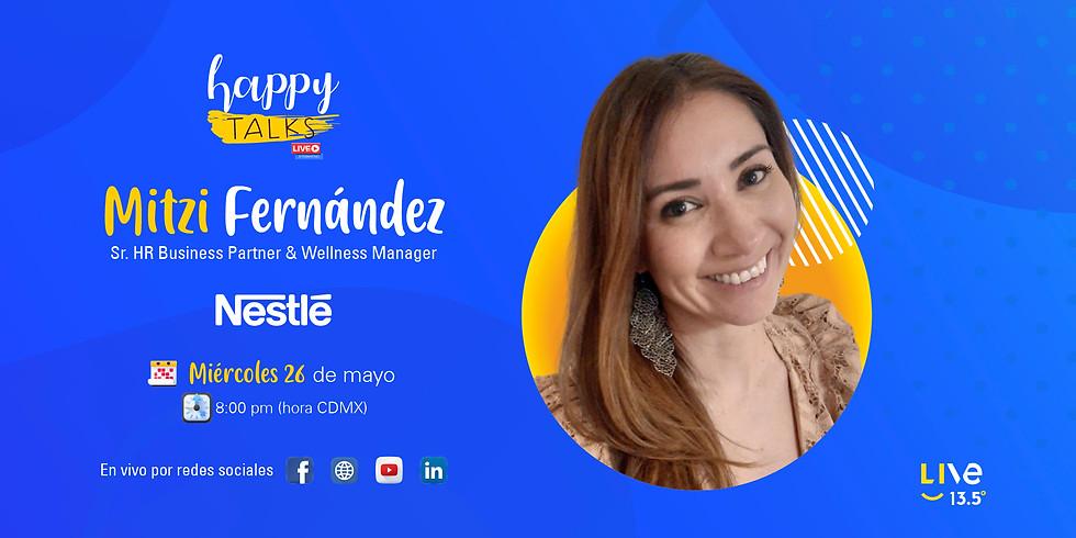 Happy Talk- Mitzi Fernández