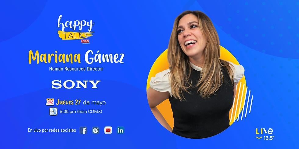 Happy Talk- Mariana Gámez
