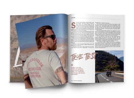 Harley-Davidson relança a revista The Enthusiast™