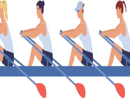 A escolha entre ser remo ou âncora
