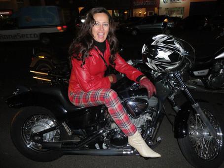 O motociclismo e sua influência na moda