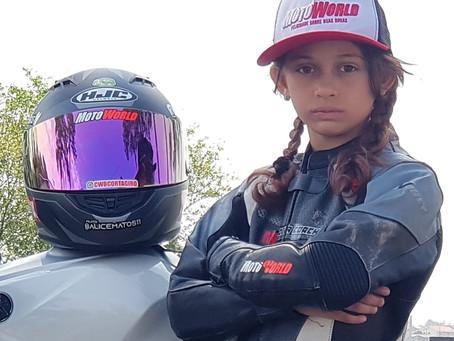 #FuturoMotociclismoBR: conheça Alice Matos