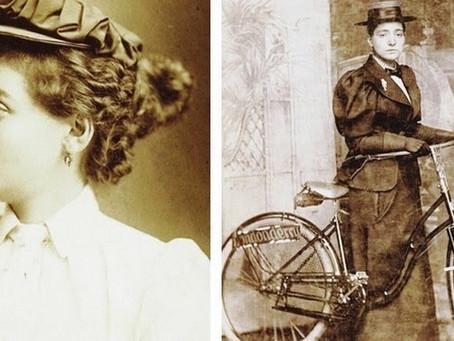 Annie Londonderry: uma mulher à frente do seu tempo