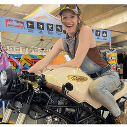 Motolady e o Women's Motorcycle Show