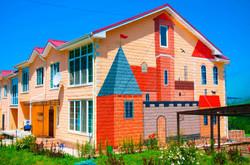 Роспись фасада Владивосток