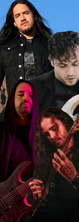 Guitarras do Metal Moderno