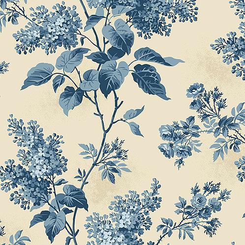 Lilacs in Cream