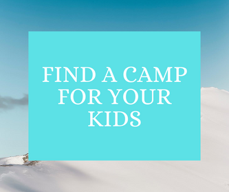 Find a Camp For Your Kids