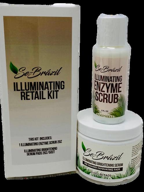 Se-Brazil Illuminating Retail Kit