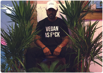 Vegan As F*ck ⓥ🌿