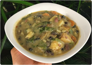 Potato & Kale Soup 🍲🌿
